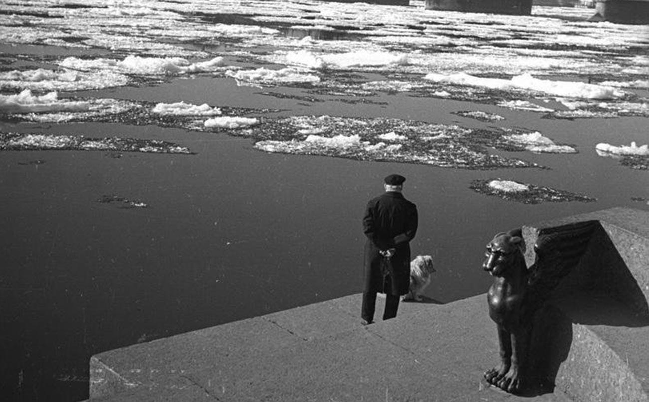 「もう一つの春」、1969年