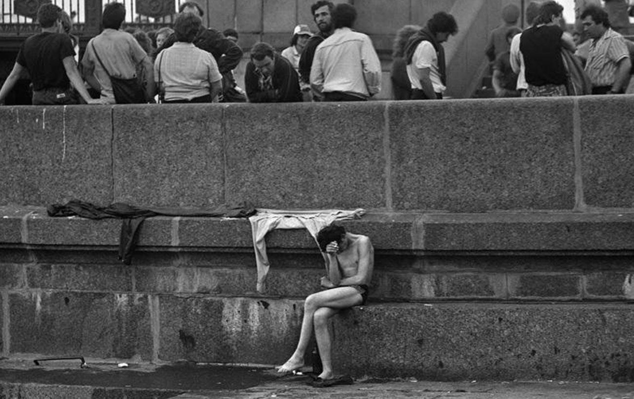 白夜、1984年