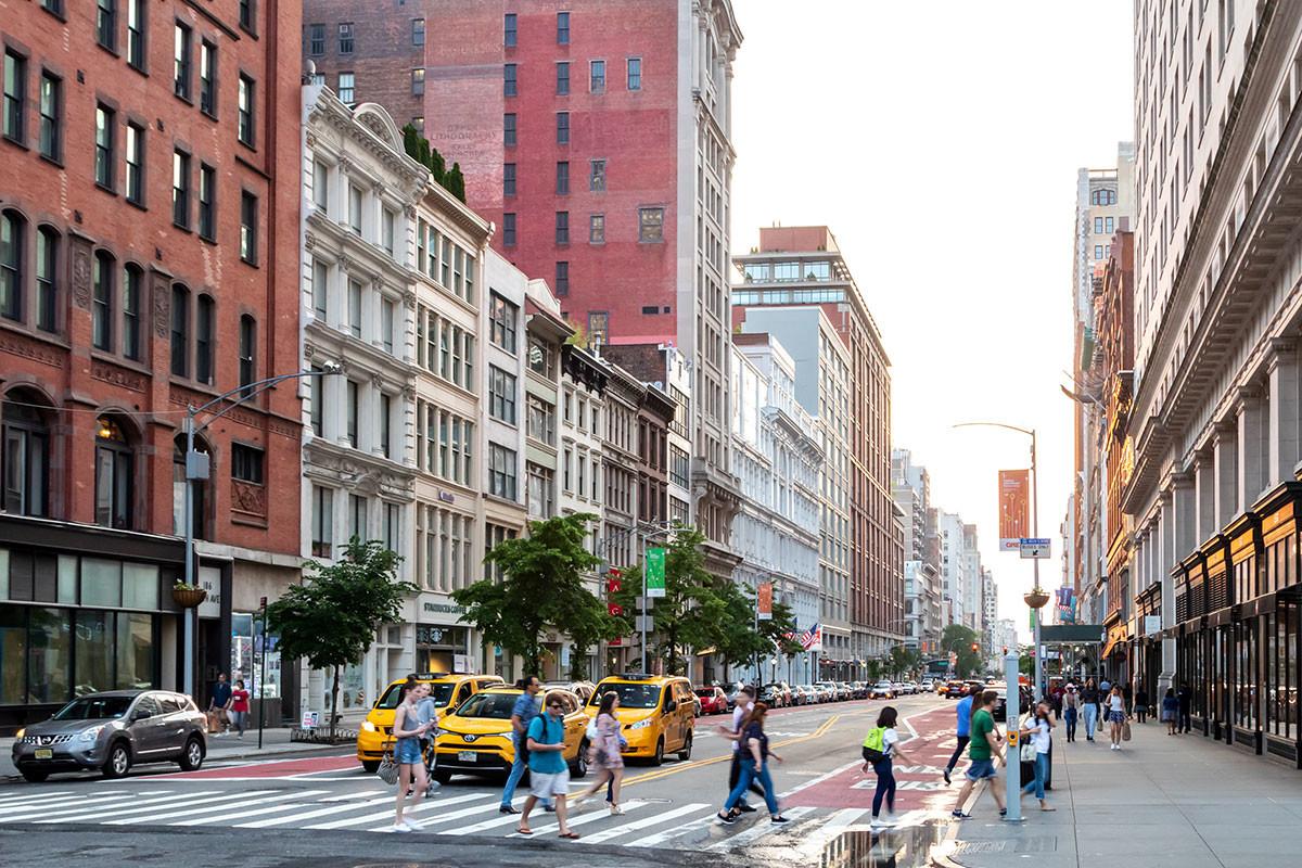 Ciudad de Nueva York, Circa 2019