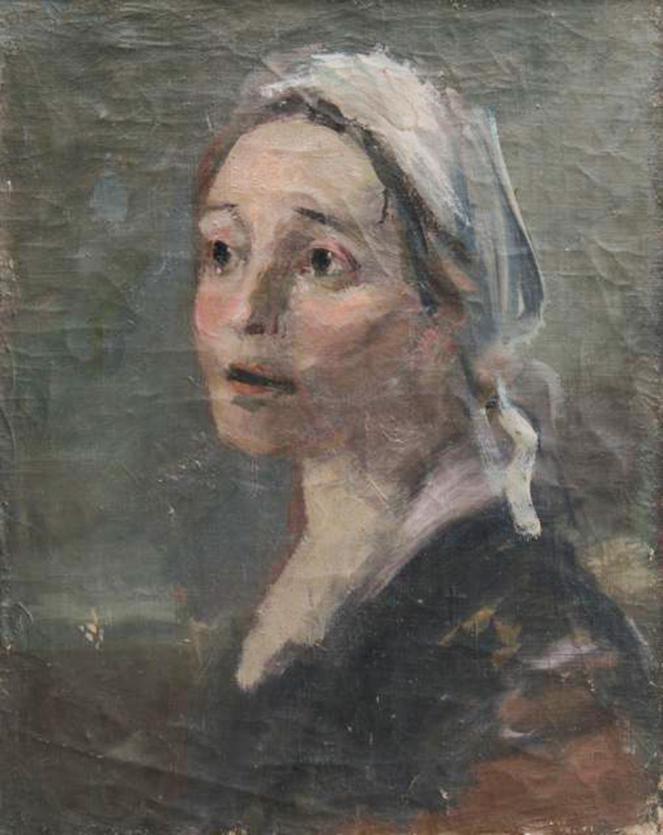 K・ルダコフ、『母。封鎖』