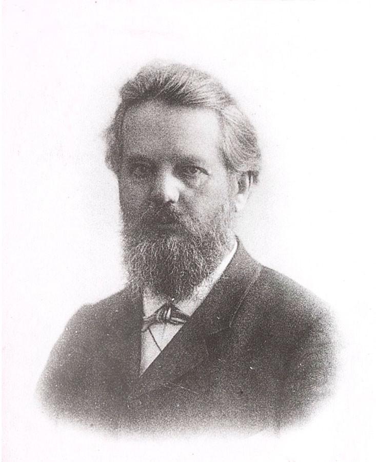Pyotr Kashchenko.