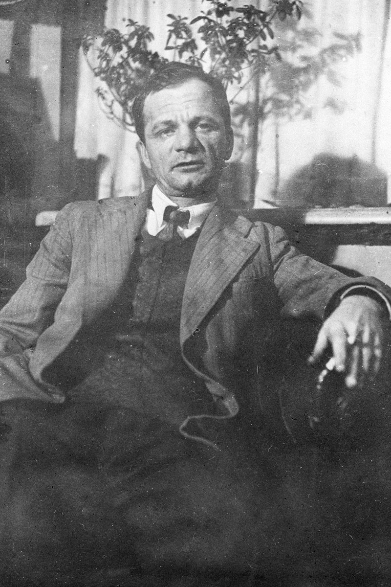 Andrei Platonov, 1948.