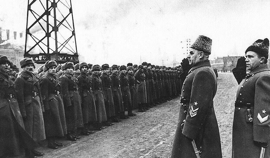 Маршал Григорий Кулик.