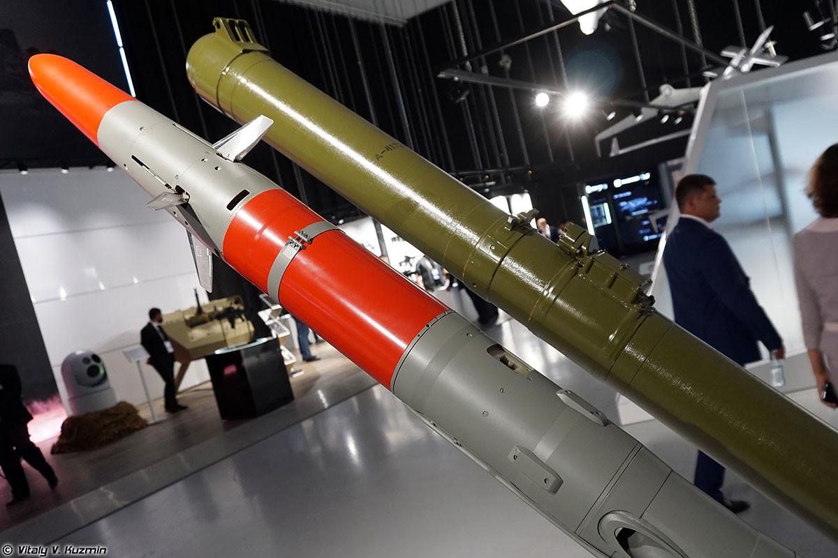 対戦車ミサイル「ヴィーフリ1」