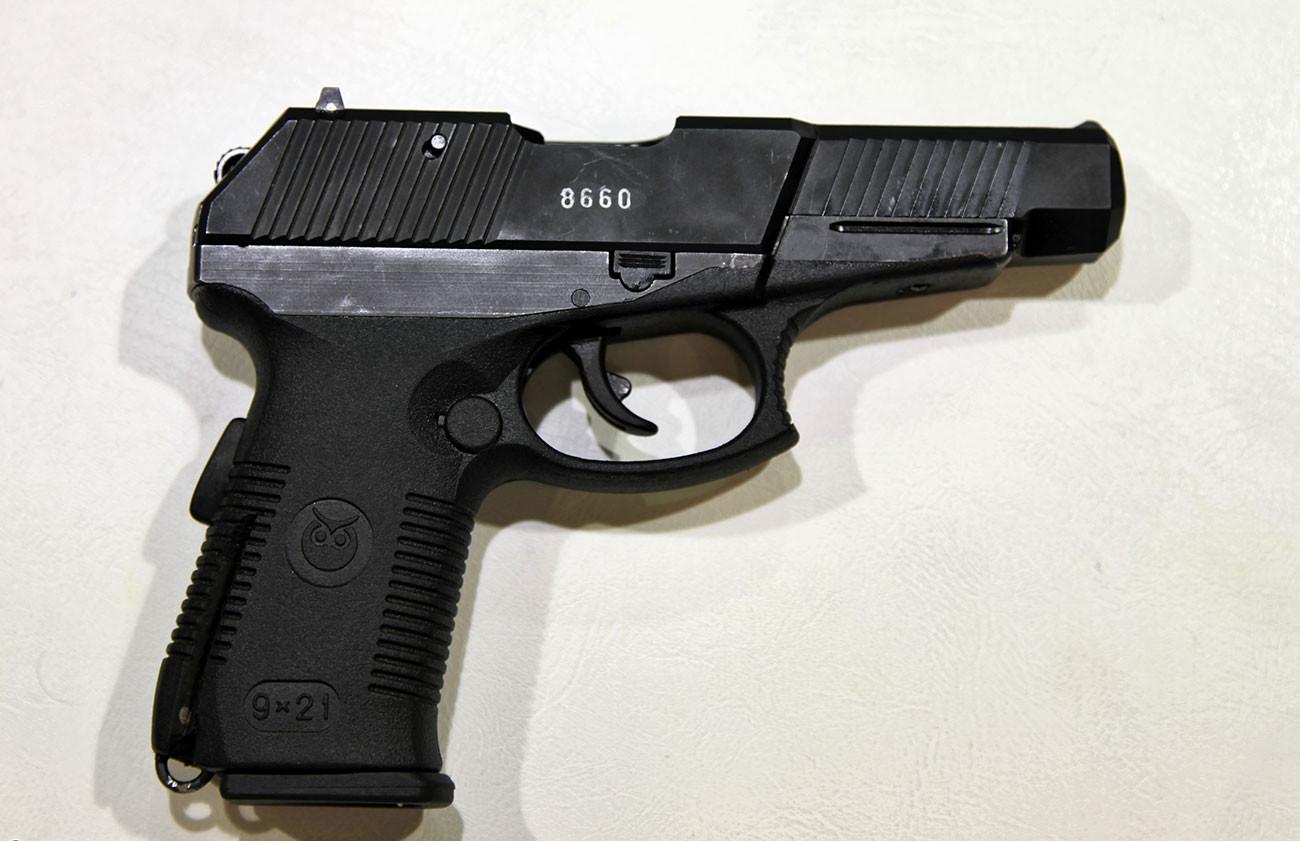 Pistola Gurza.