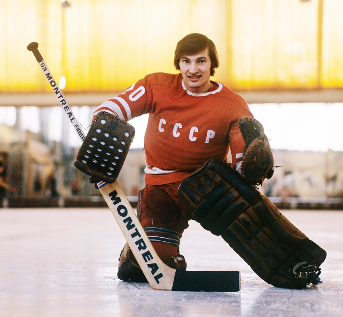 In photos: ten legendary athletes who took the USSR to the highest
