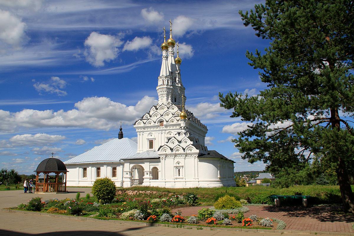 イワノフスキー修道院のオディギトリエフスカヤ教会