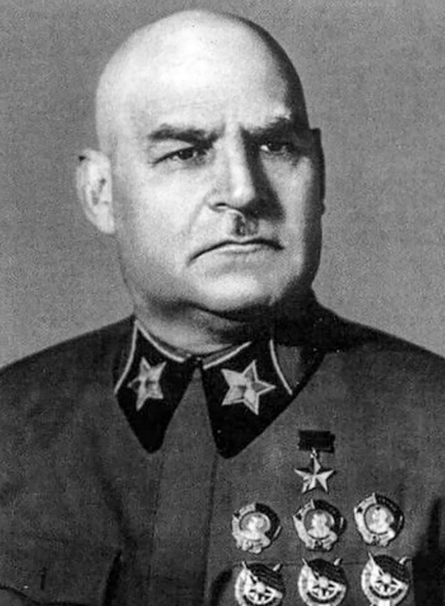 Grigorij Ivanovič Kulik (1890 - 1950)