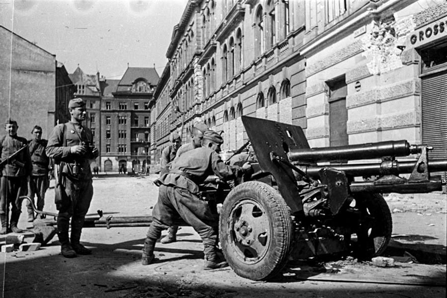 Совјетска армија, Лавов.