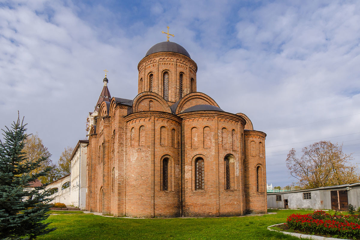 The Peter and Paul Church in Smolensk