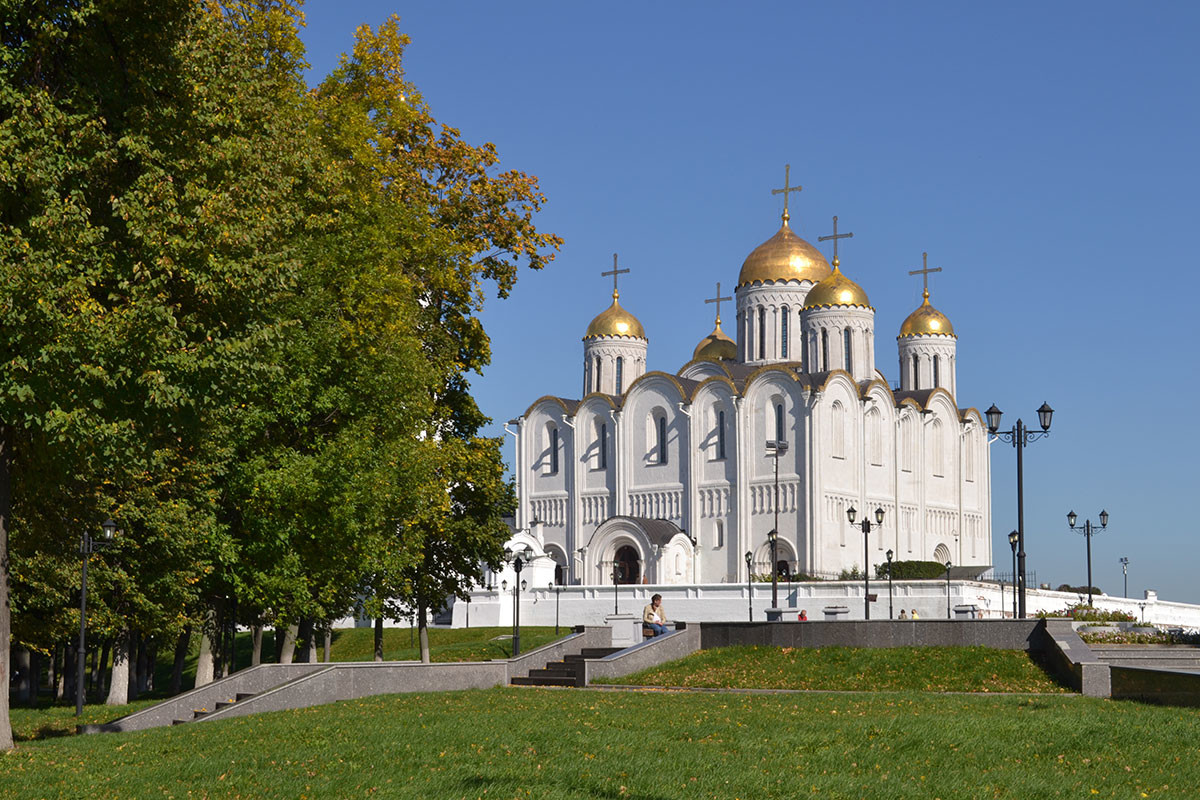 The Assumption Cathedral in Vladimir