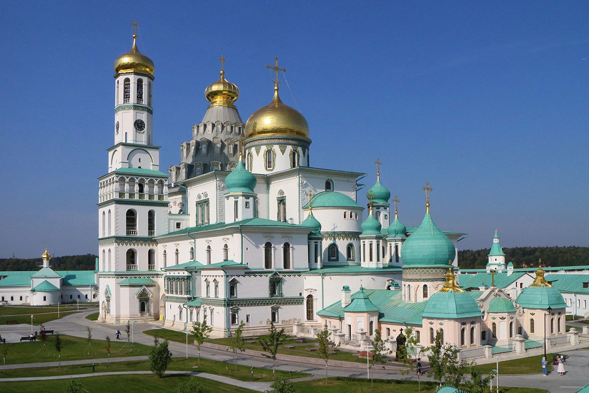 The Resurrection Cathedral of the New Jerusalem Monastery