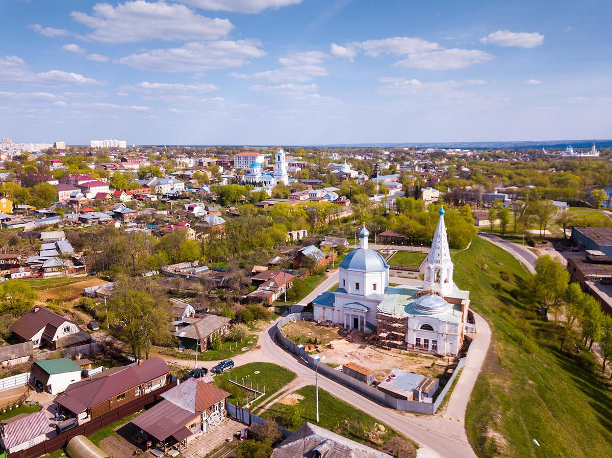 Sobornaya Gora in Serpukhov