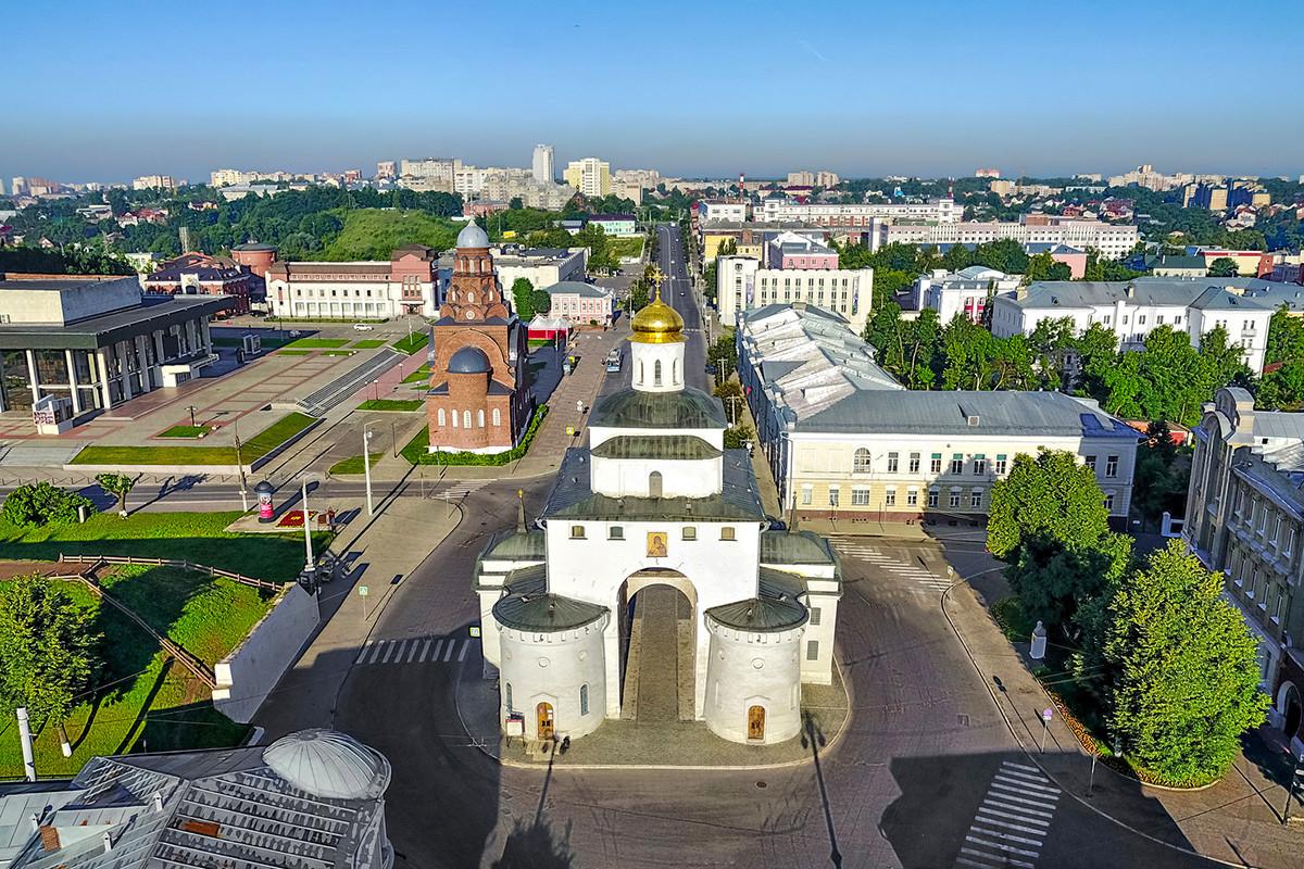 The Golden Gates in Vladimir