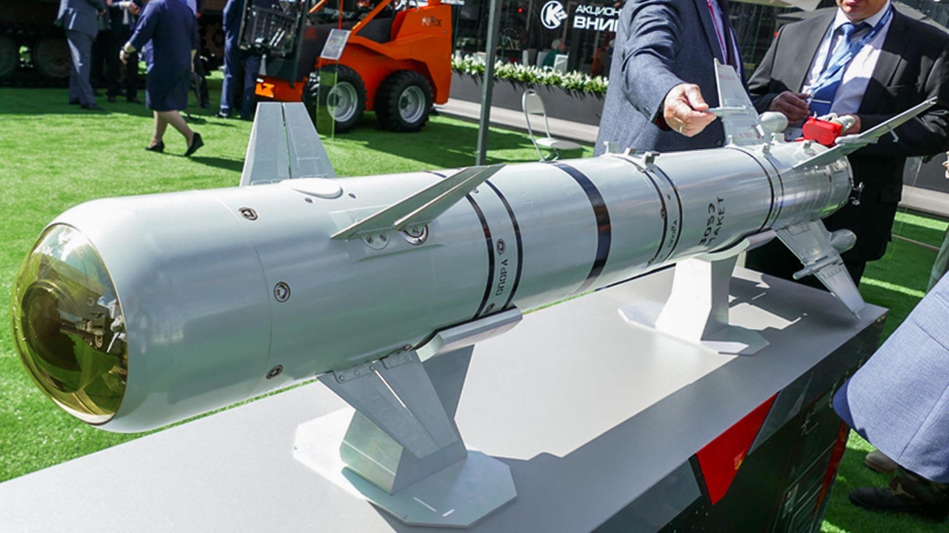 Ракета ЛМУР «305Э»