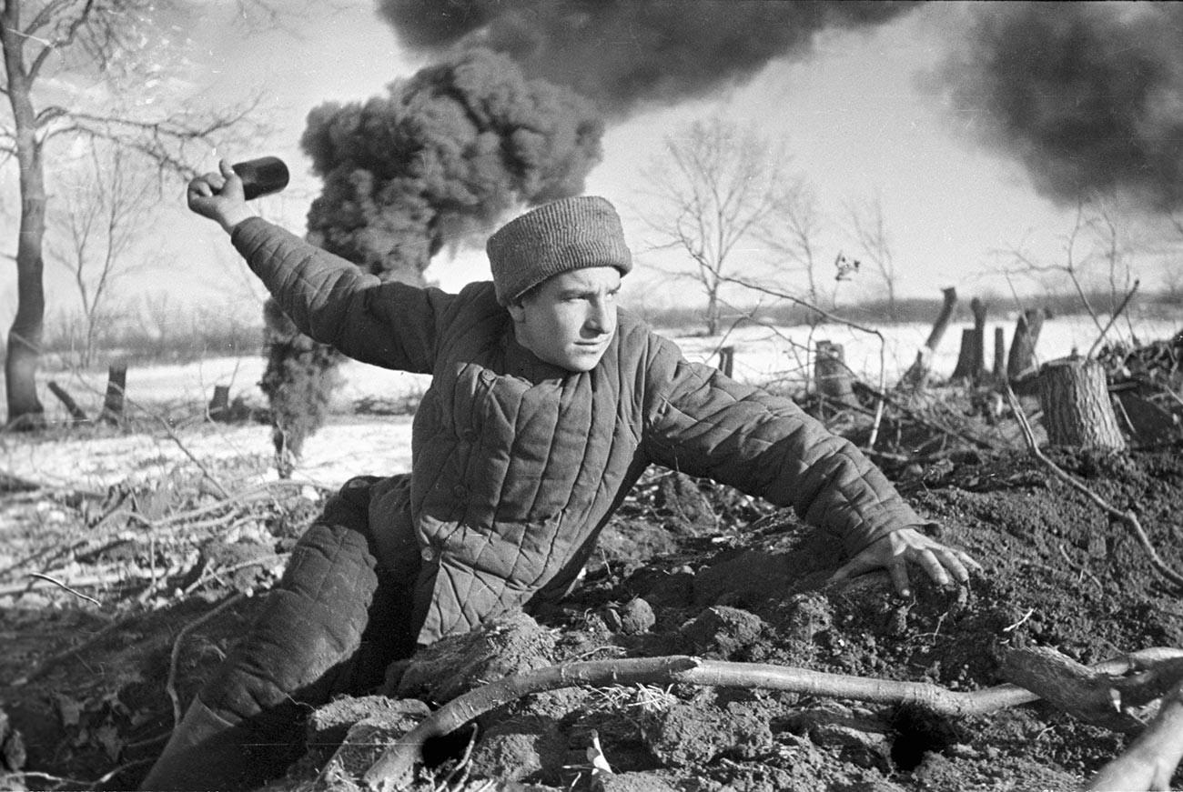 Stalingrad, September 1942.