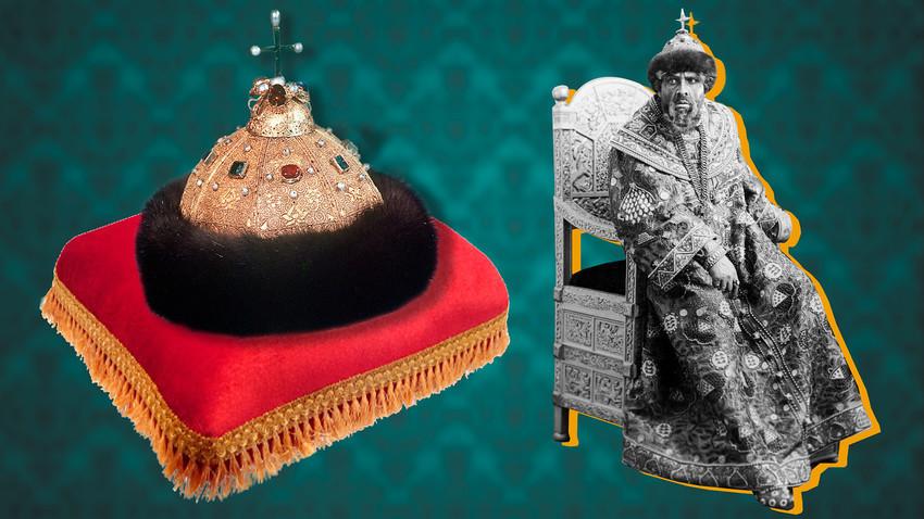 Topi Monomakh telah menjadi simbol kejayaan Ketsaran Rusia selama lebih dari satu abad.