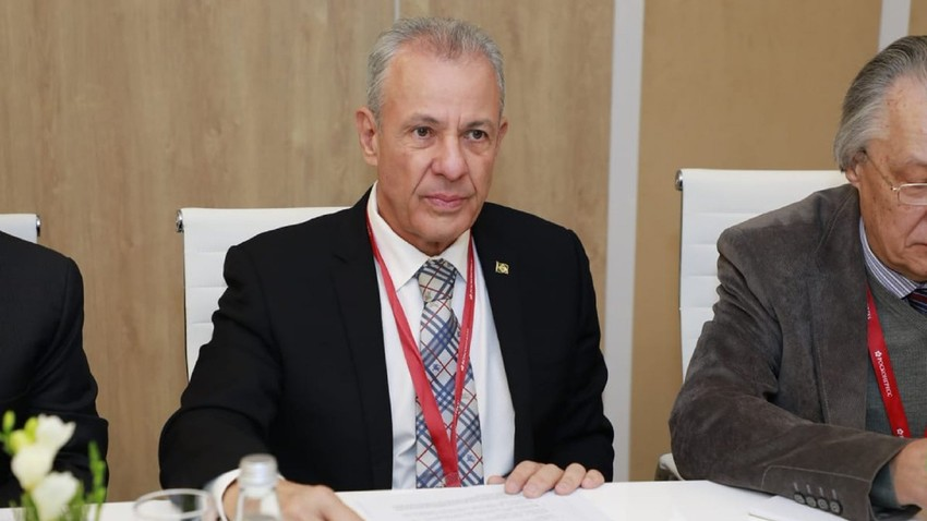 Minister of Mining and Energy of Brazil Bento Albuquerque