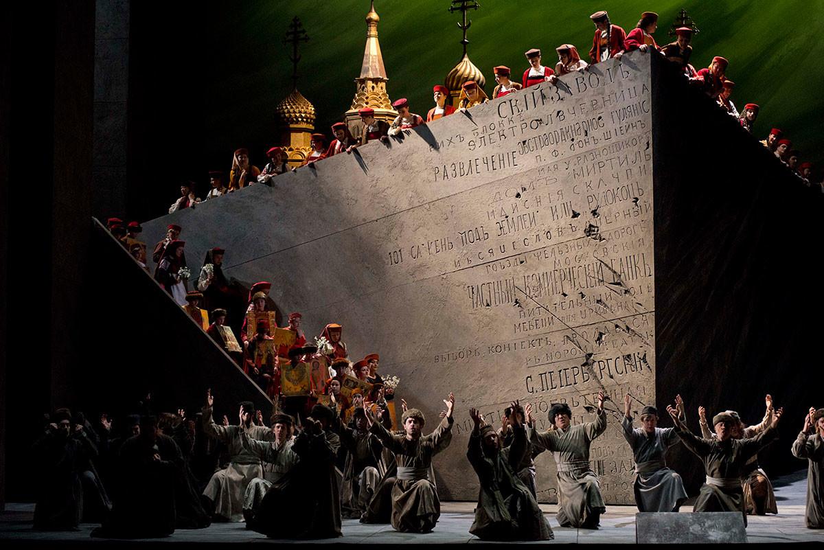 'Khovanshchina' at Opéra Bastille