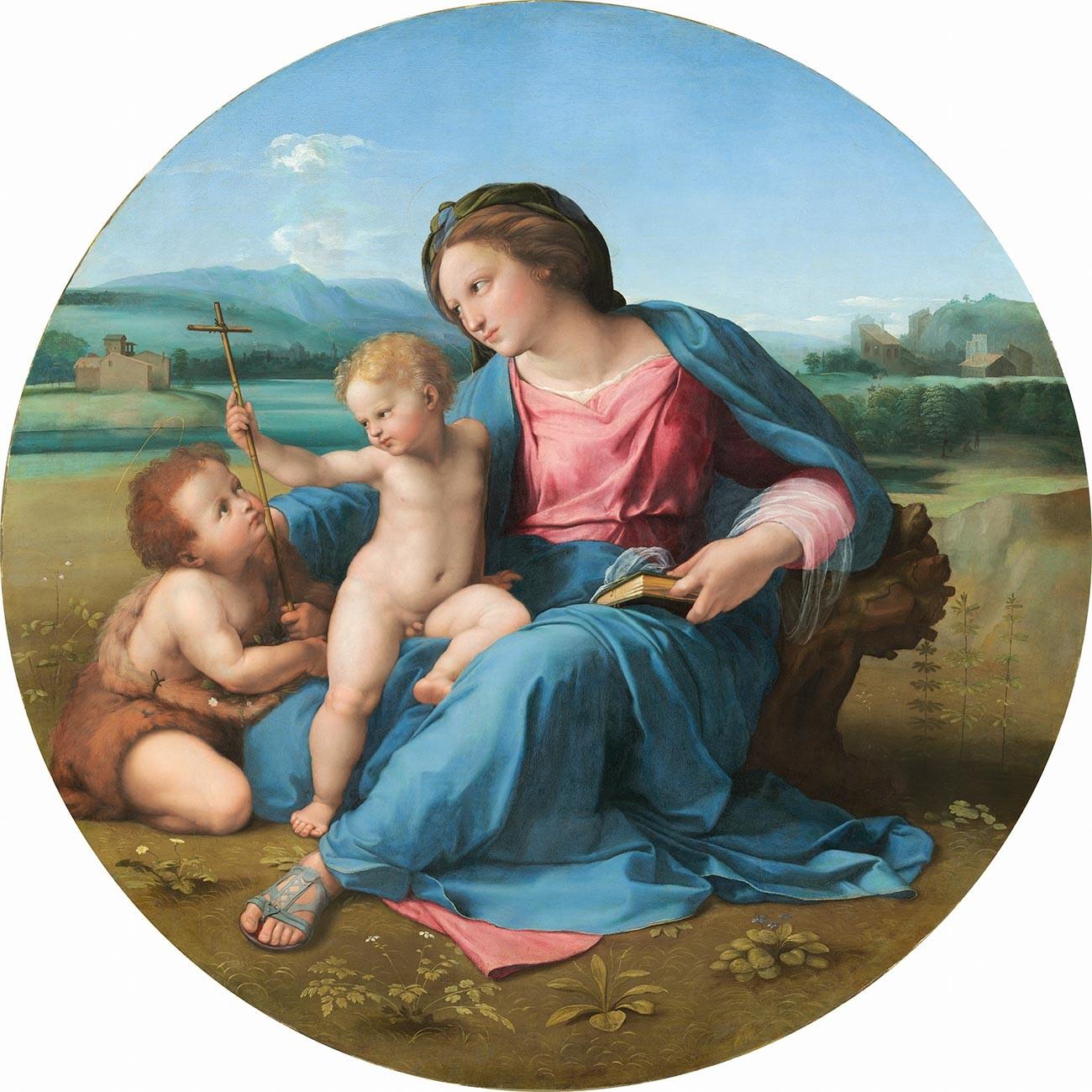 Raphael. Alba Madonna