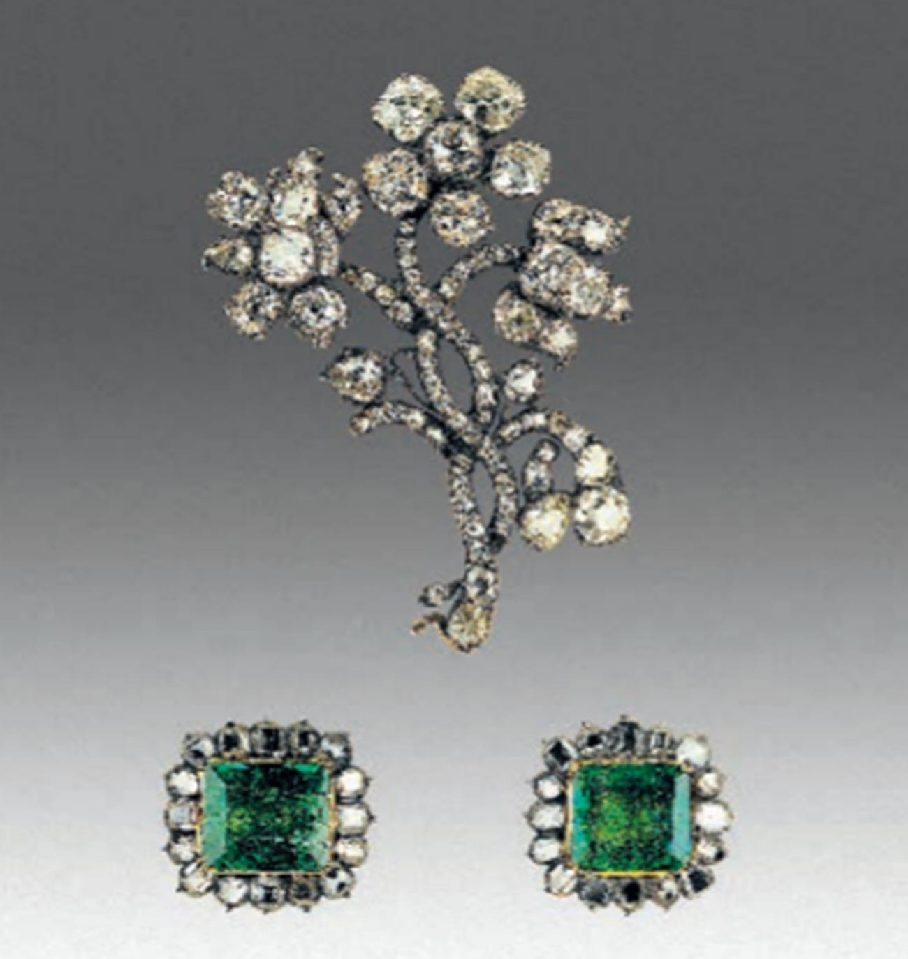 Jewel pins