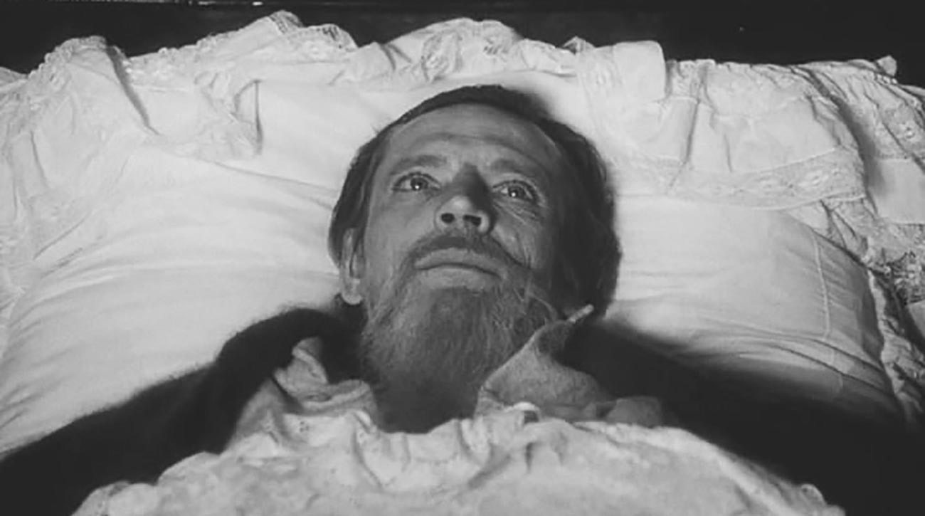 A still from 'A Simple Death' movie