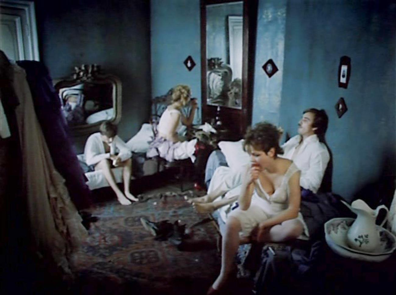 A still from 'The Kreutzer Sonata' movie