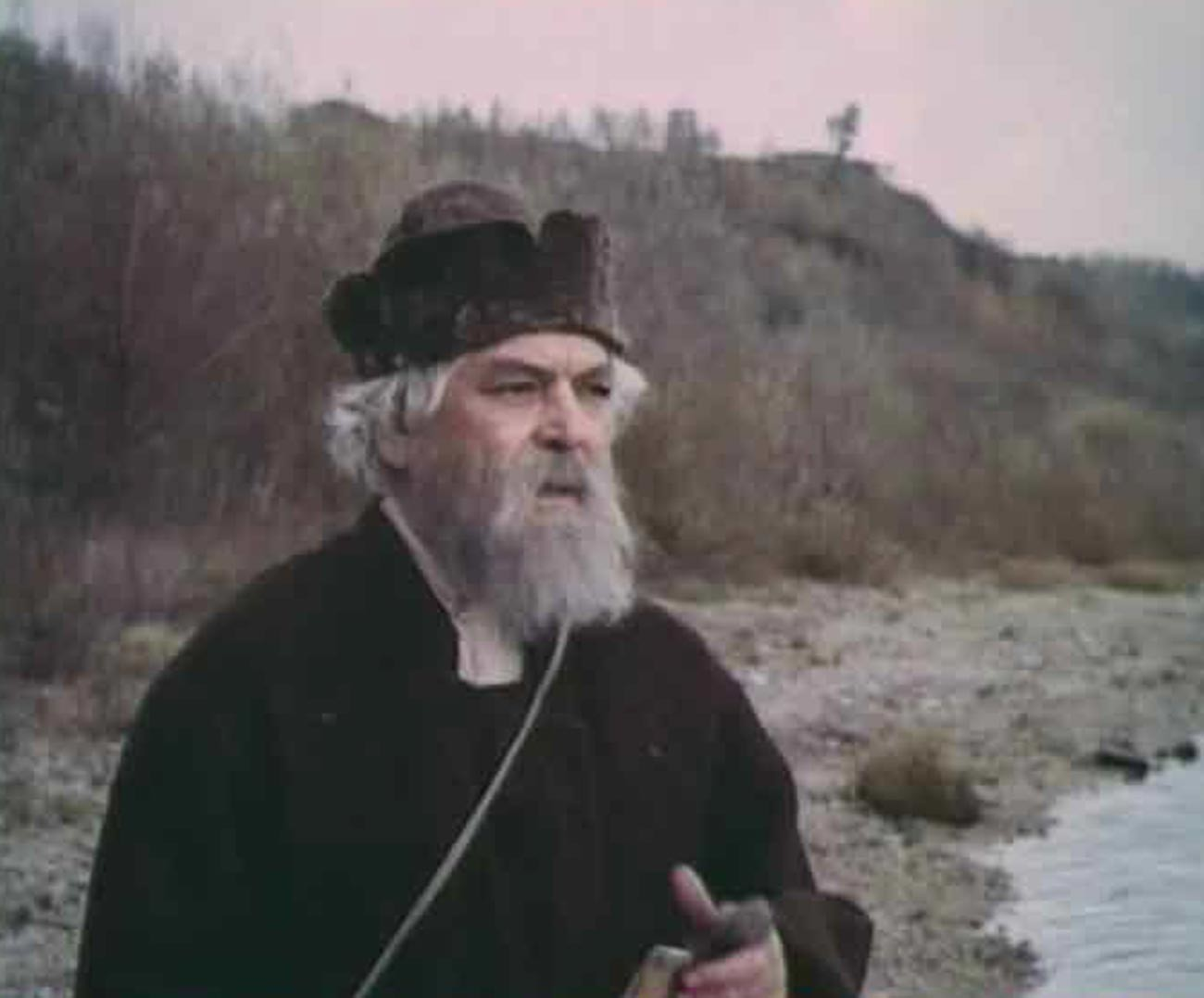 A still from 'Father Sergius' movie