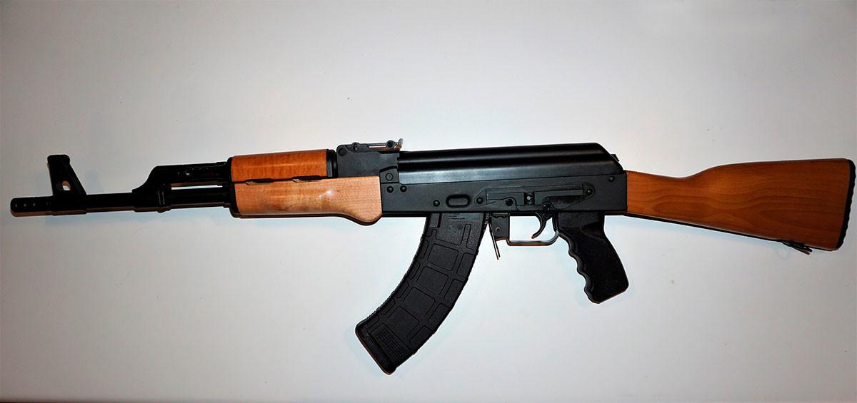 AK47-RAS47, Century Arms.