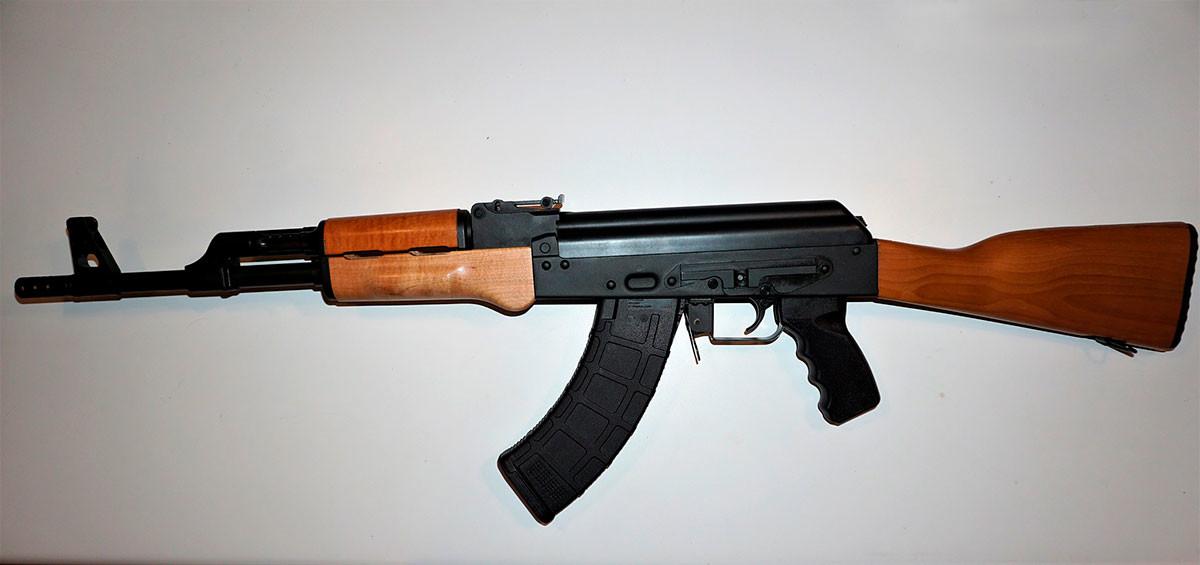 AK47-RAS47 на Century Arms