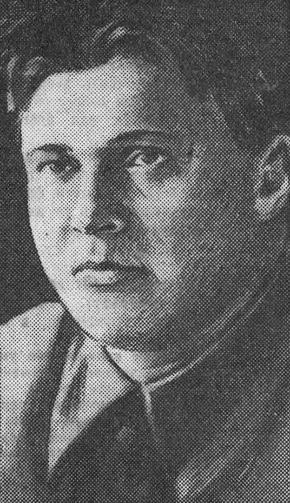 Leonid Zakovsky, the man infamously responsible for hundreds of executions of the disabled in the USSR.