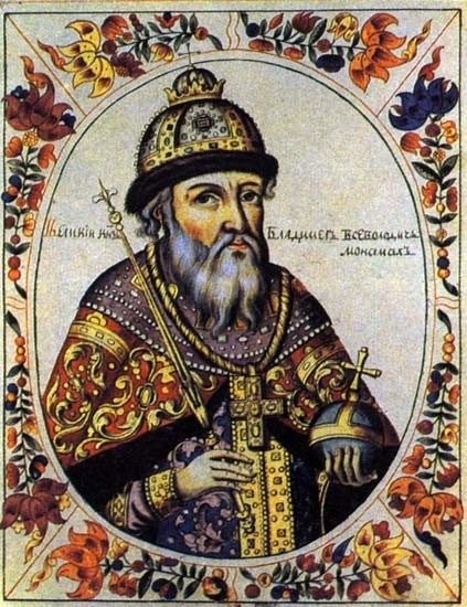 Vladimir Monomakh.