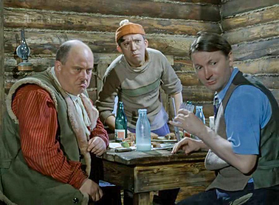 A still from 'Bootleggers' movie