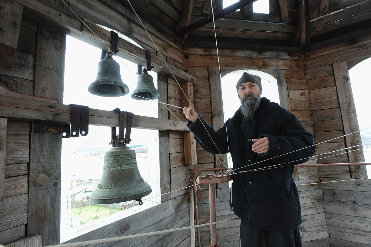 Zvonar samostana sv. Kozme
