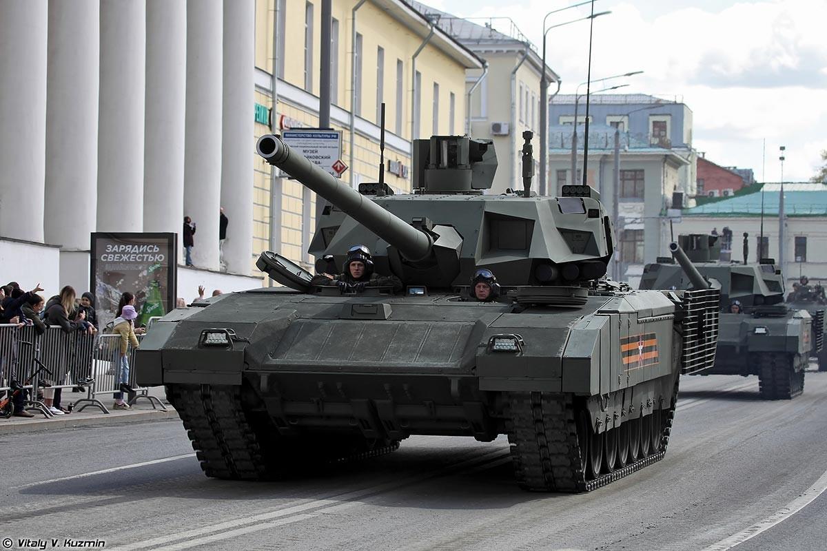 Танк Т-14, обект 148 ТГУП