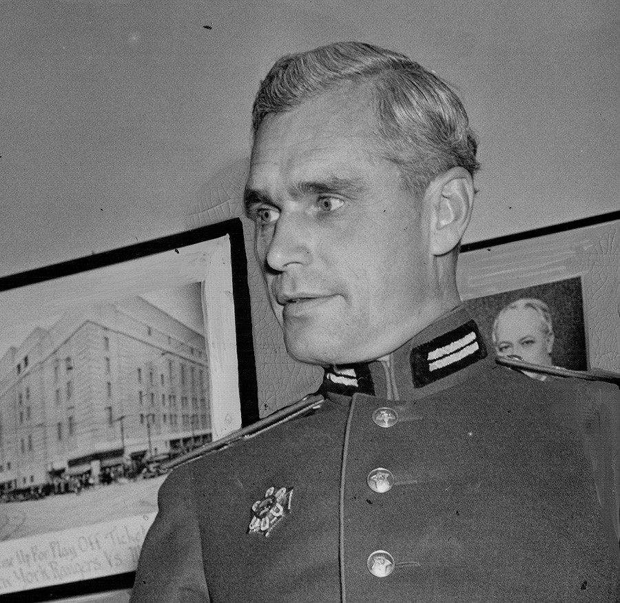 Col. Nicolai Zabotin