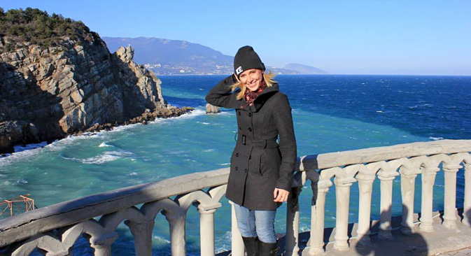 A beautiful place caught in geopolitical games: Expats give their views on Crimea