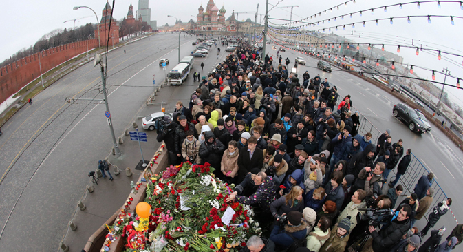 Nemtsov murder: Shock and condemnation in Russia and abroad