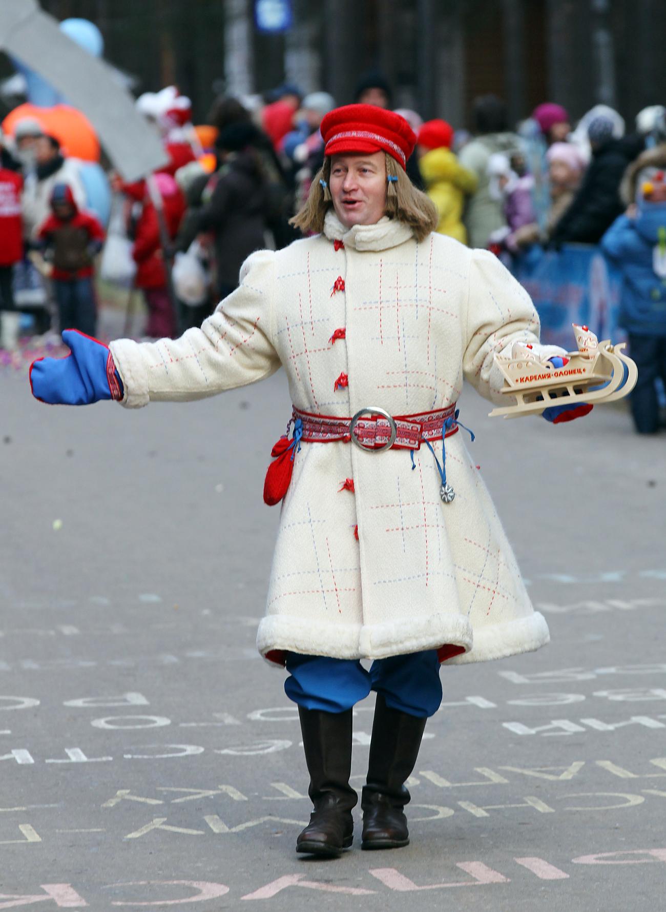 Le Père Noël carélien.n