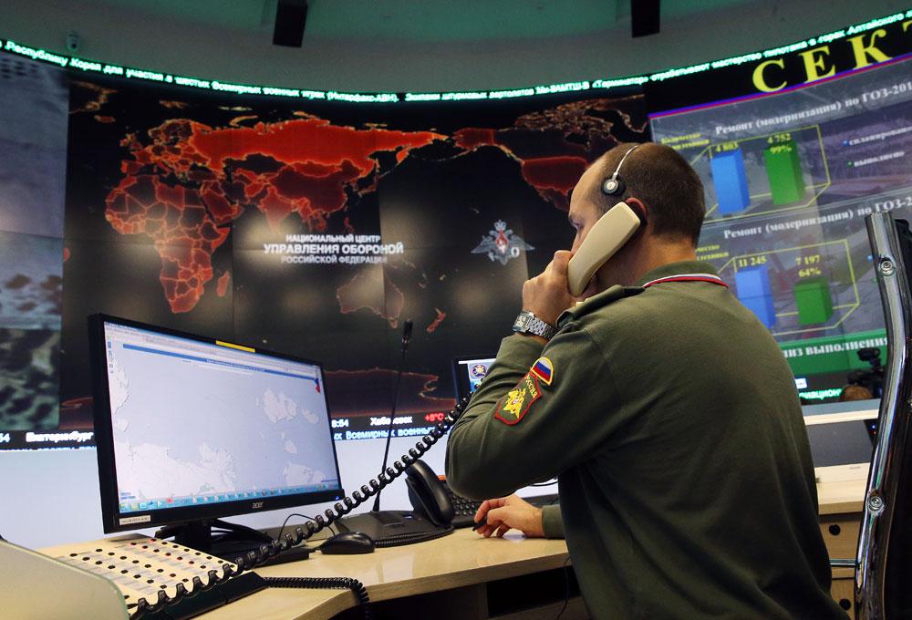 Rusia Sediakan 'Pengawas' untuk Pantau AS dan Turki
