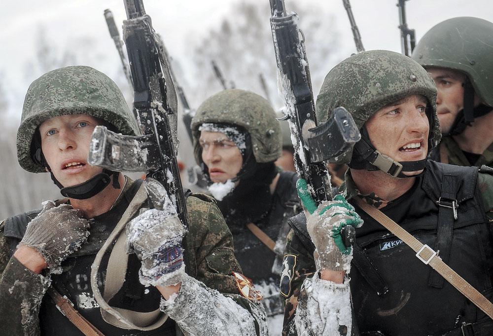 Русија – друга војна сила на свету после САД?