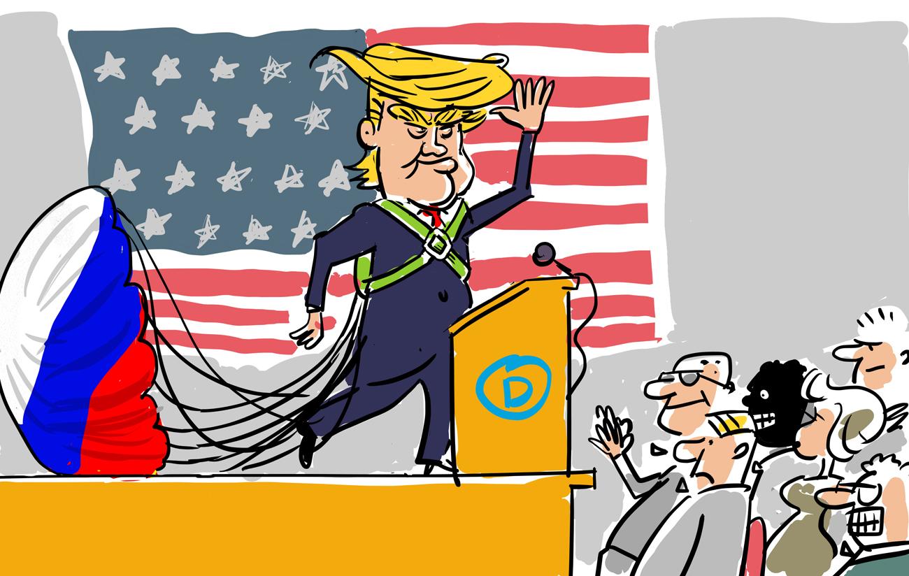 Trump e il Pulitzer per Putin