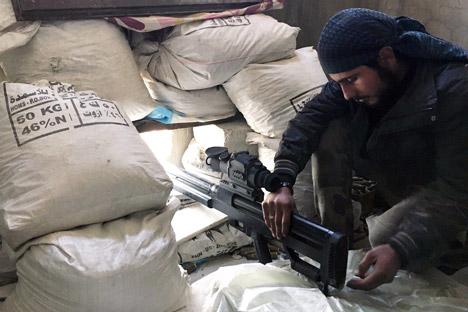 Konflik Suriah Bisa Diselesaikan pada 2012 Jika Barat Mau Dengarkan Rusia