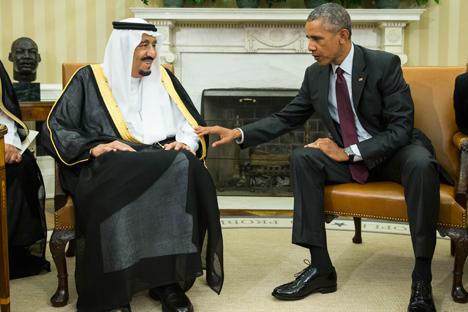 Raja Saudi Seimbangkan Hubungan dengan Obama dan Putin