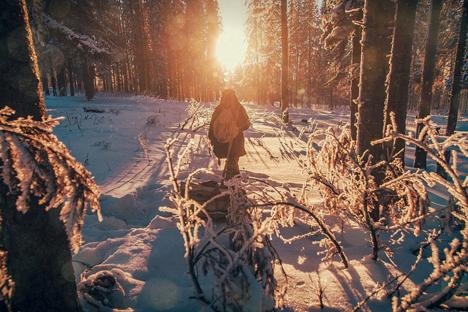 Lima Rahasia yang Akan Membuat Anda Jatuh Сinta dengan Musim Dingin Rusia