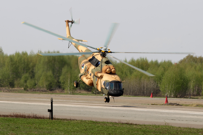 Thailand Berencana Beli Empat Helikopter Mi-17V5 Rusia