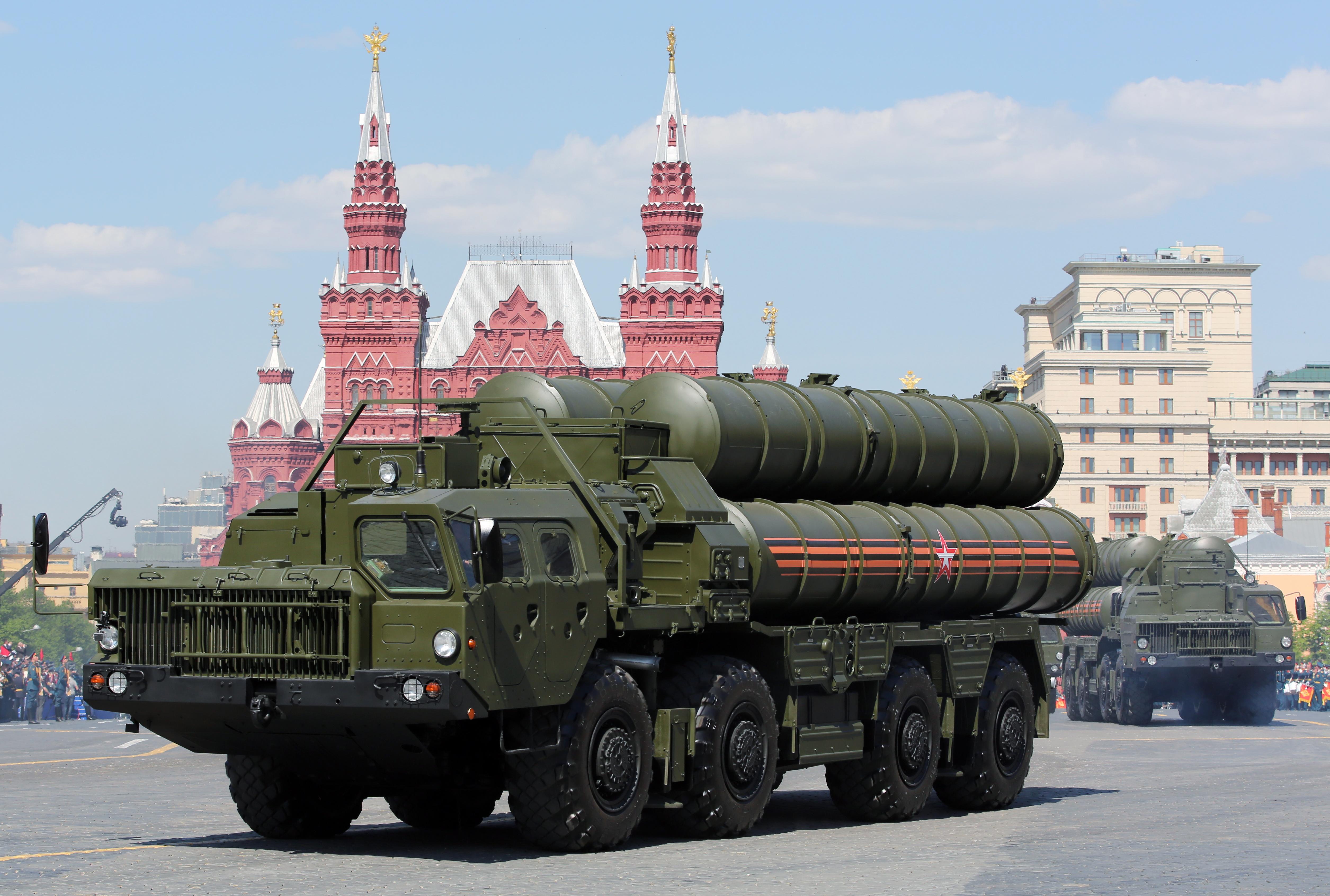 Rusia Kerahkan Resimen S-400 Kelima untuk Lindungi Kota Moskow