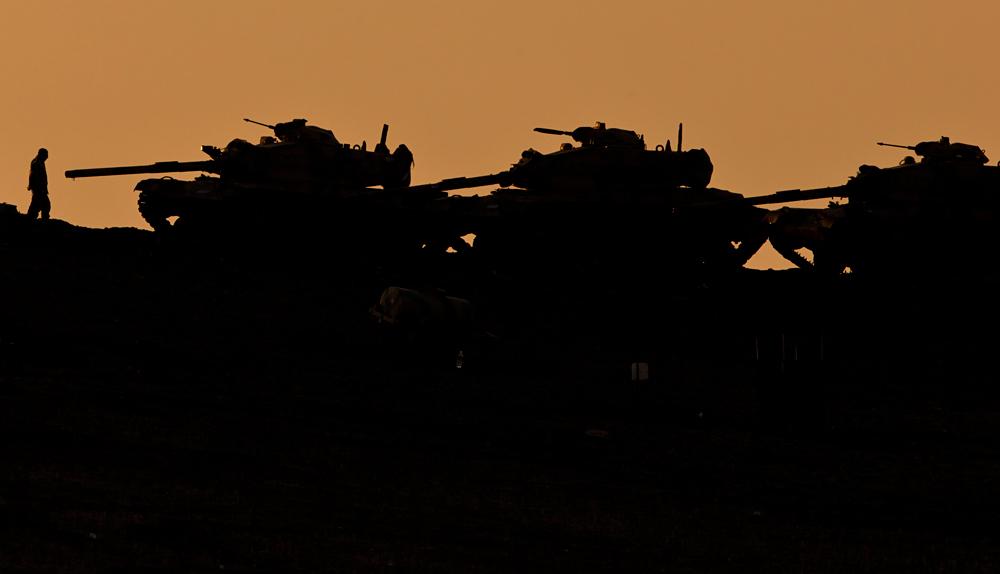 Tiga Skenario Reaksi Rusia Jika Turki dan Saudi Lakukan Invasi ke Suriah