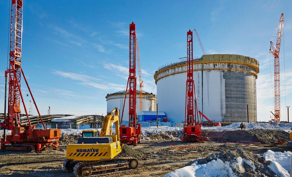 Putin: Rusia Bisa Jadi Produsen Gas Alam Cair Terbesar di Dunia