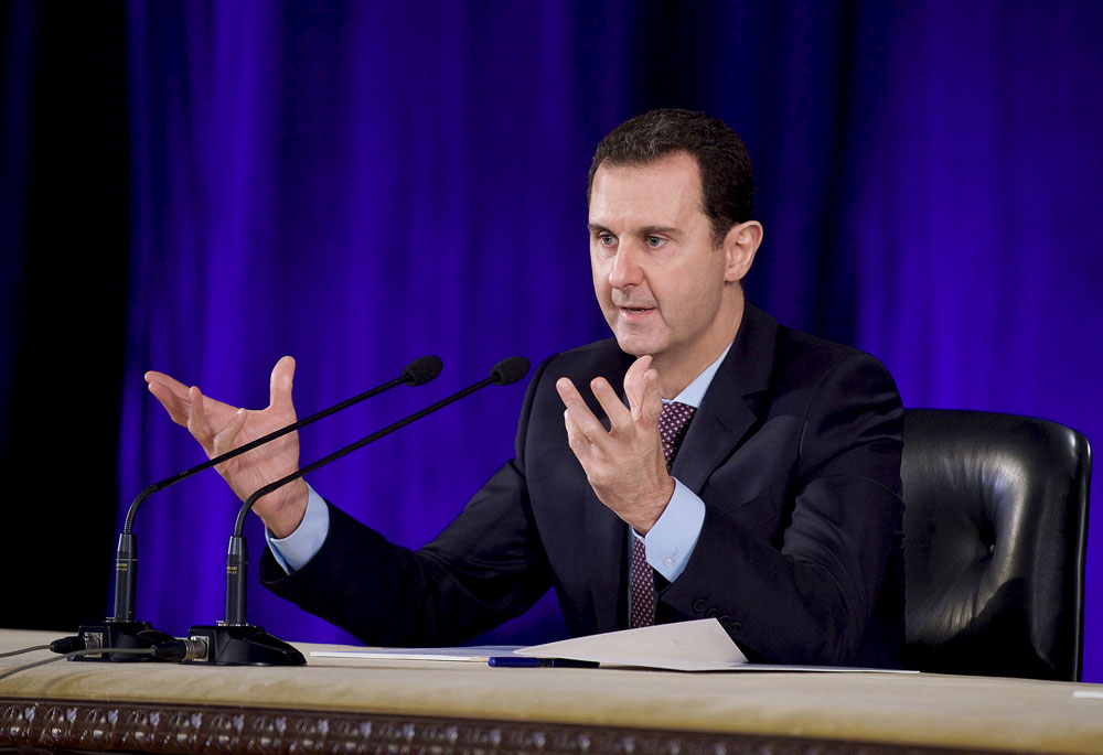 Presidente sírio ignora pedidos de Moscou por esforços diplomáticos width=